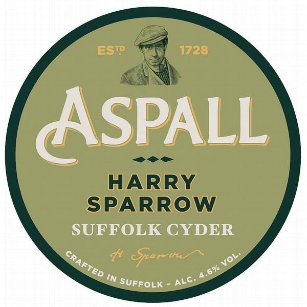 Aspall Harry Sparrow