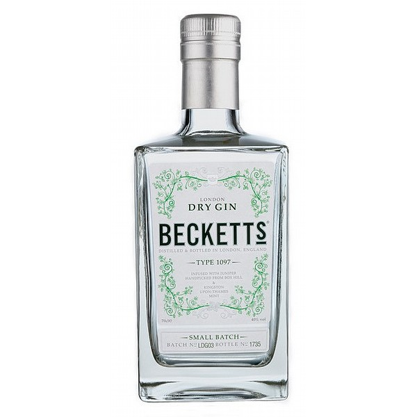 Becketts London Dry Gin