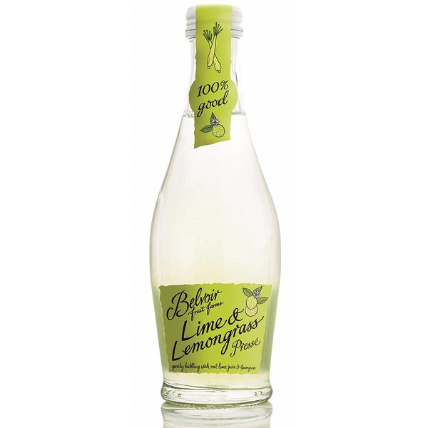 Belvoir Lime & Lemongrass Presse