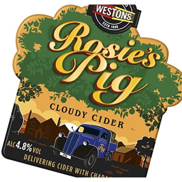 BIB Rosie's Pig Cloudy Cider