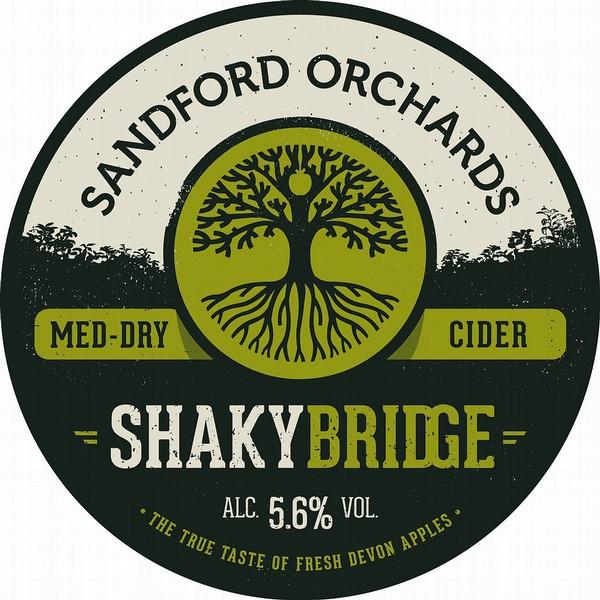 BIB Sandford Shaky Bridge Cider
