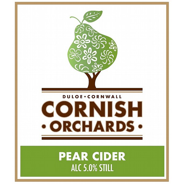BIB Cornish Orchards Perry