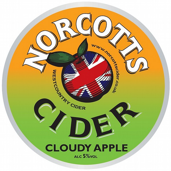 BIB Norcotts Cloudy Apple Cider