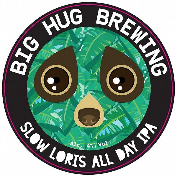 Big Hug Slow Loris All Day IPA