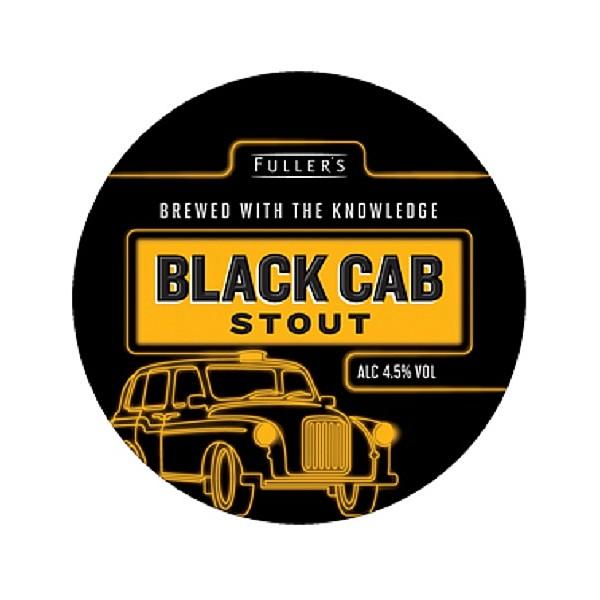 Black Cab Stout