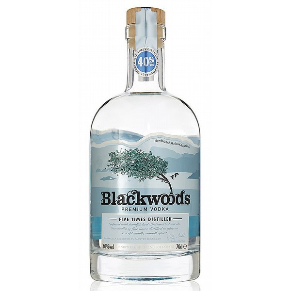 Blackwoods Vodka