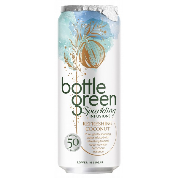 Bottlegreen Coconut Sparkling Infusion Can