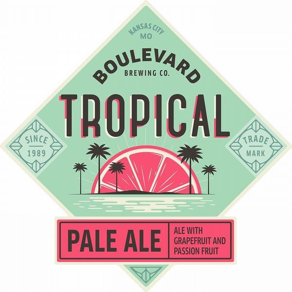 Boulevard Tropical Pale Ale