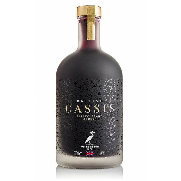 British Cassis Blackcurrant Liqueur