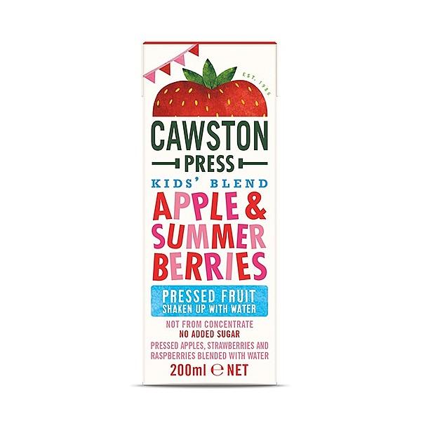 Cawston Press Kids Apple & Summer Berries