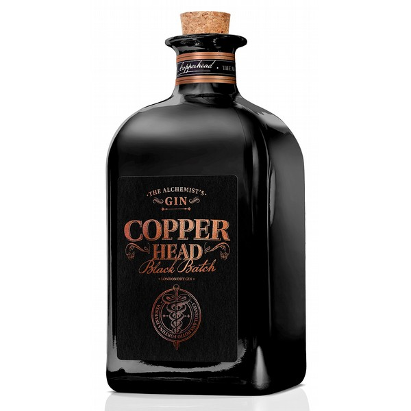 Copperhead Black Gin