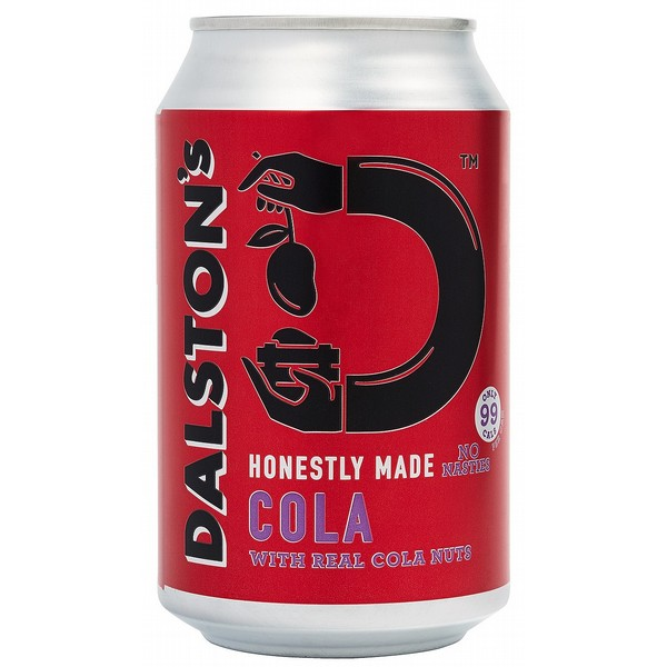Dalston's Cola Cans