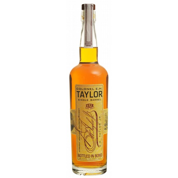 EH Taylor Single Barrel Bourbon LIMITED