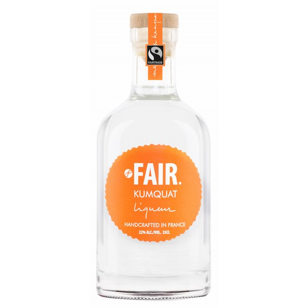 Fair Kumquat Liqueur Fair Trade
