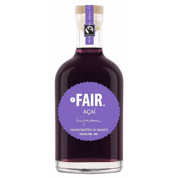 Fair Acai Liqueur Fair Trade