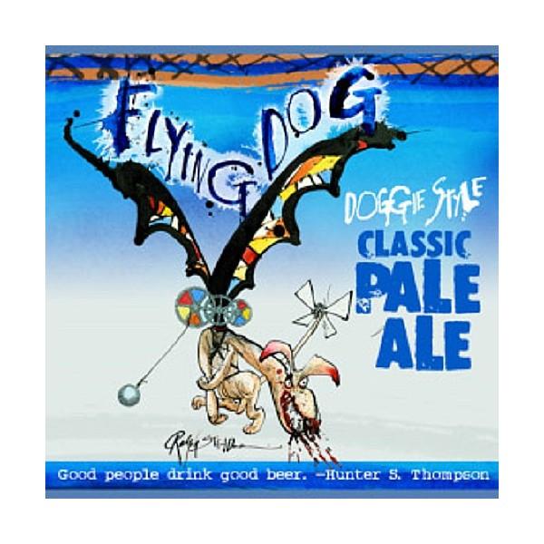 Flying Dog Doggie Style