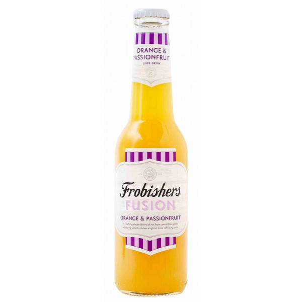 Frobishers Fusion Orange & Passion