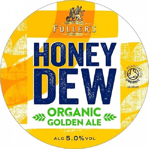 Organic Honey Dew Golden Ale