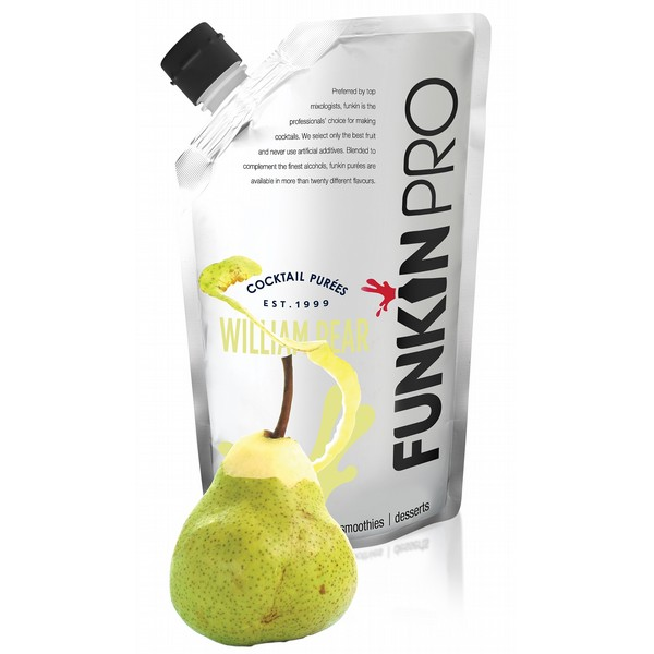Funkin Pear Puree
