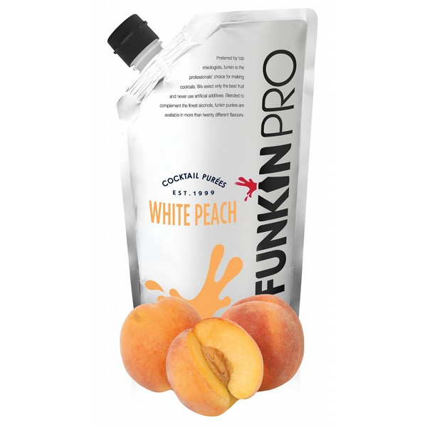 Funkin White Peach Puree