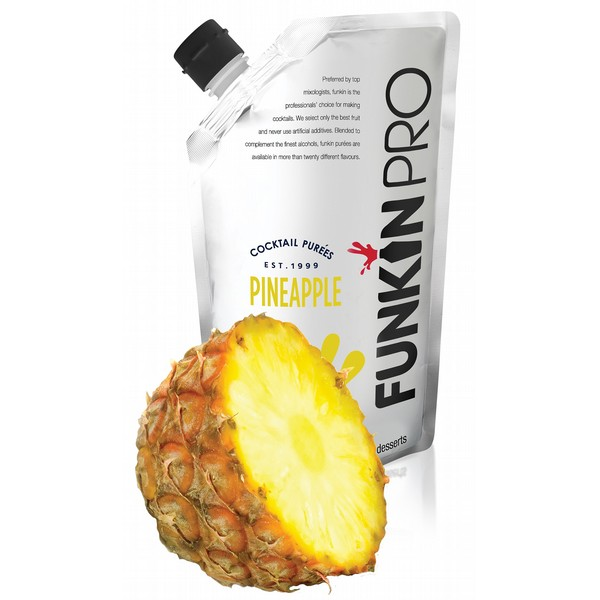Funkin Pineapple Puree