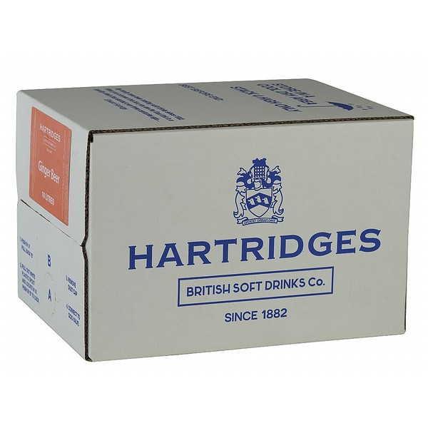 Hartridges Ginger Beer  BIB