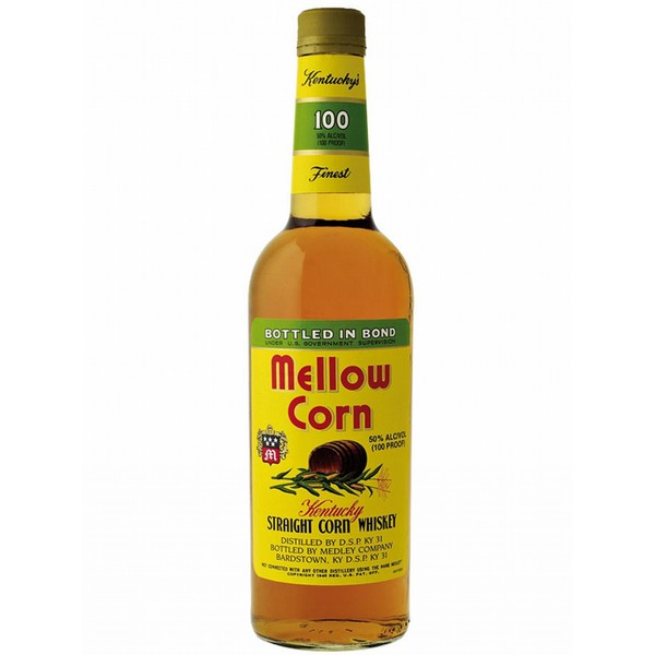 Heavenhill Mellow Corn Bottled in Bond