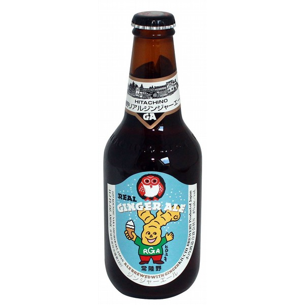 Hitachino Ginger Ale