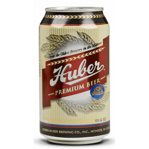 Huber Beer Cans