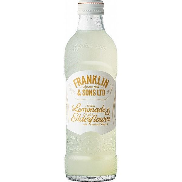 Franklin Lemonade & Elderflower