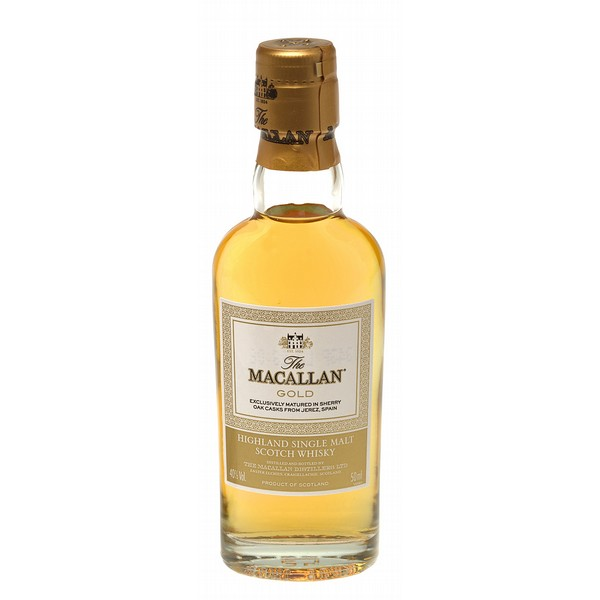 Macallan Gold miniatures