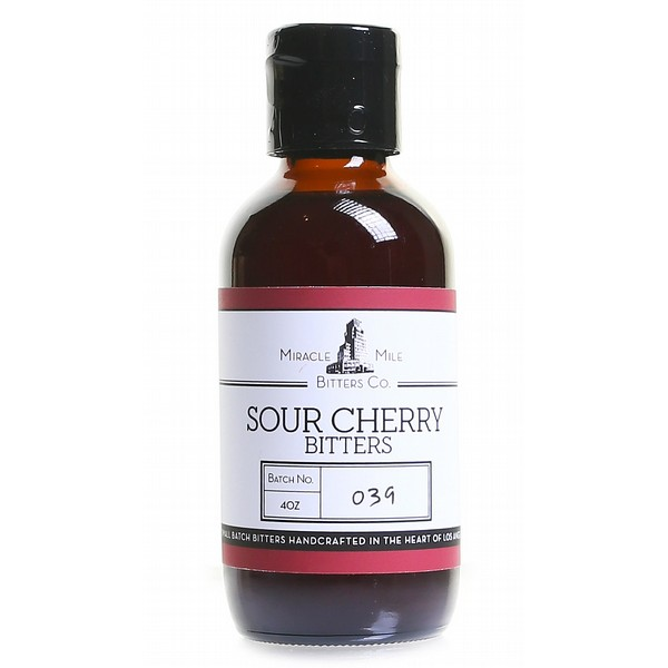 Miracle Mile Sour Cherry Bitters