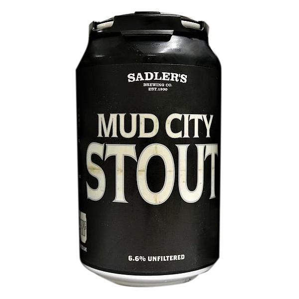Mud City Stout Cans Gluten free
