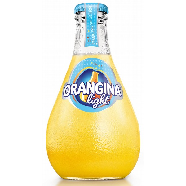 Orangina Light Bulby