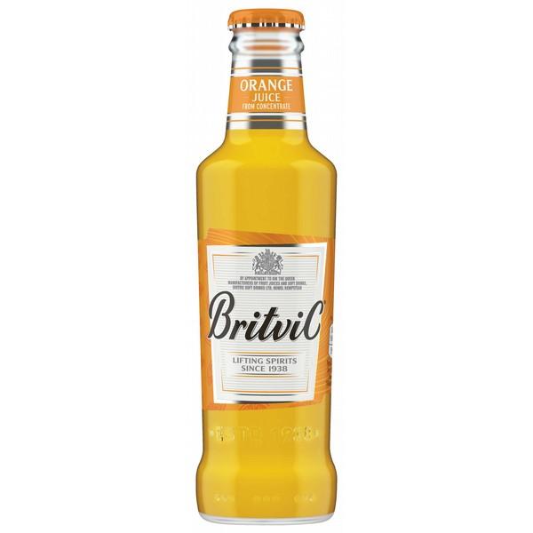 Britvic Orange Juice