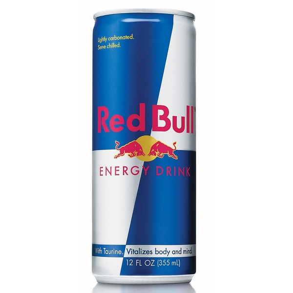 Red Bull Energy Cans