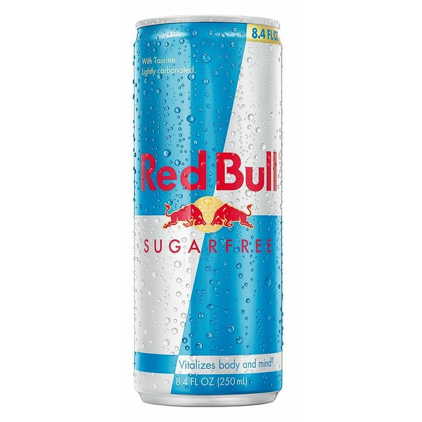 Red Bull Sugar Free Energy Cans