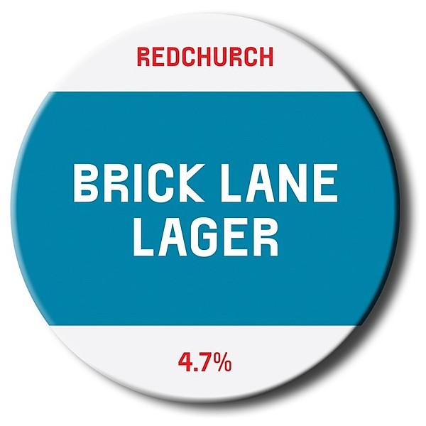 Redchurch Brick Lane Lager