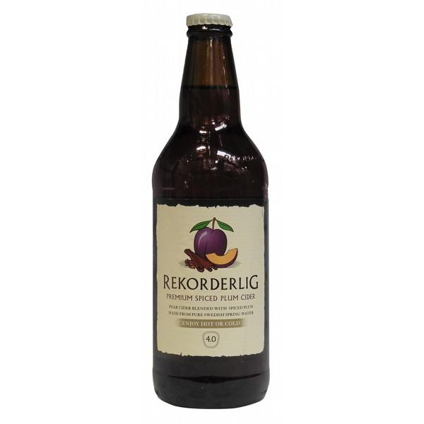 Rekorderlig Spiced Plum Cider
