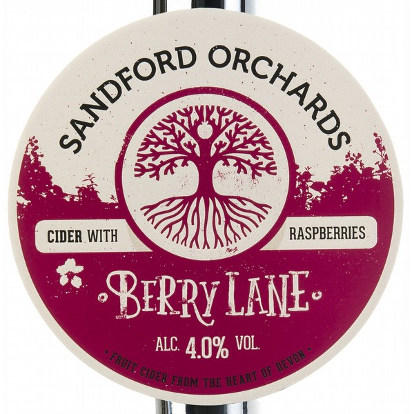 BIB Sandford Orchards Berry Lane