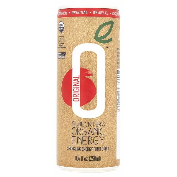 Scheckters Organic Energy Organic