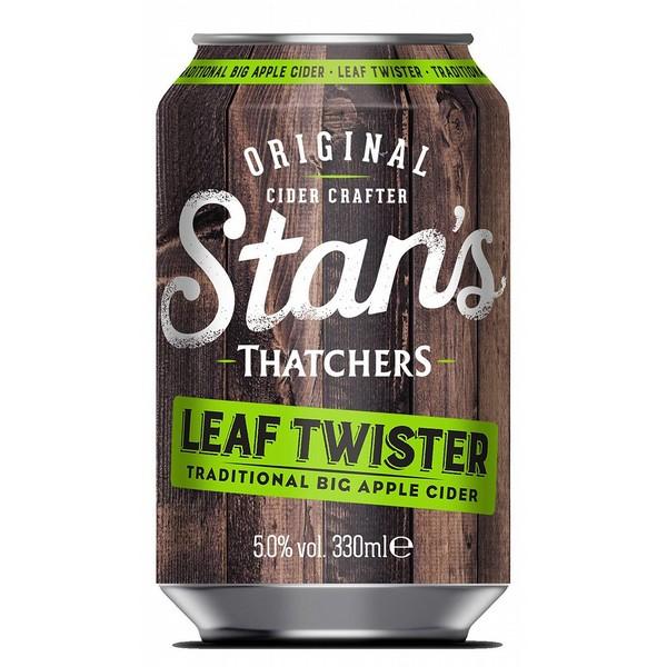 Stan's Leaf Twister Cider Cans
