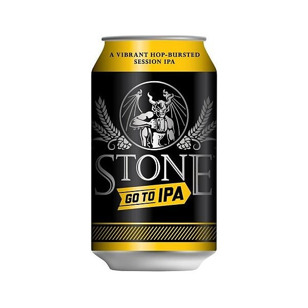 Stone Go to IPA Can