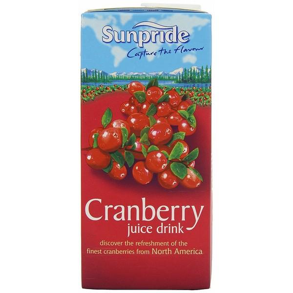 Sunpride Cranberry Juice