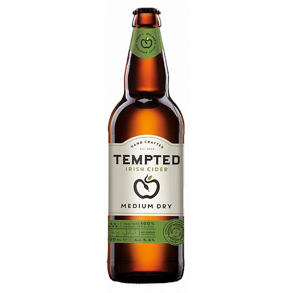 Tempted Medium Cider