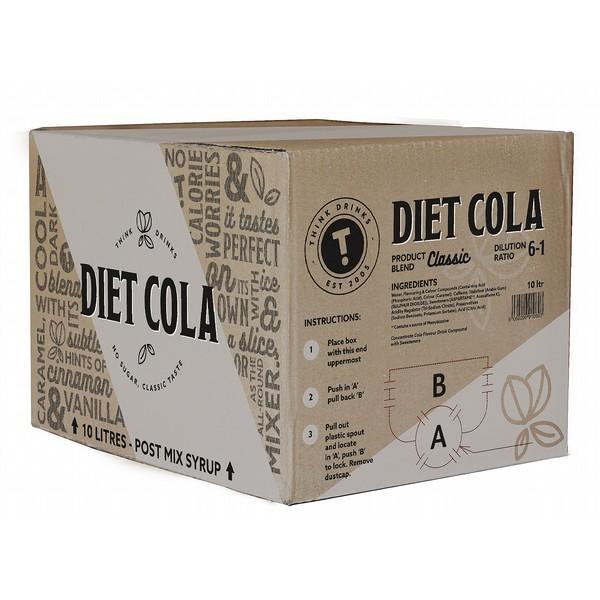 Think Diet Cola  BIB