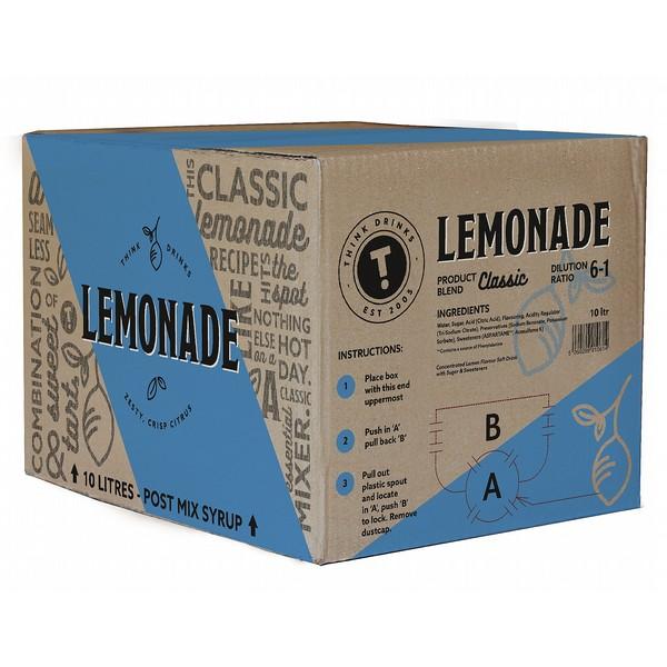 Think Lemonade  BIB