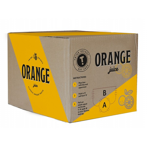 Think Orange Juice