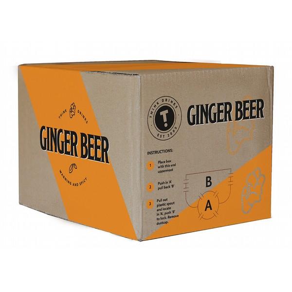 Think Ginger Beer  BIB