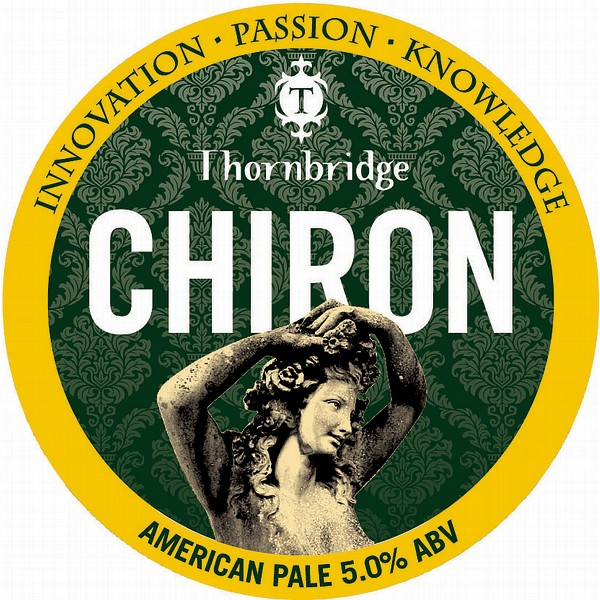 Thornbridge Chiron Round Tap Badge